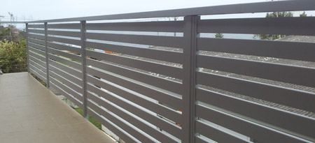 View our range of balustrades