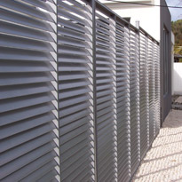 View our range of louvres