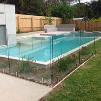 View our range of pool fencing