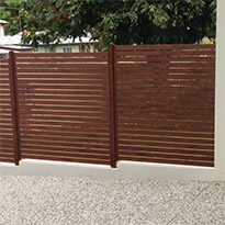 View our range of wood grain aluminium